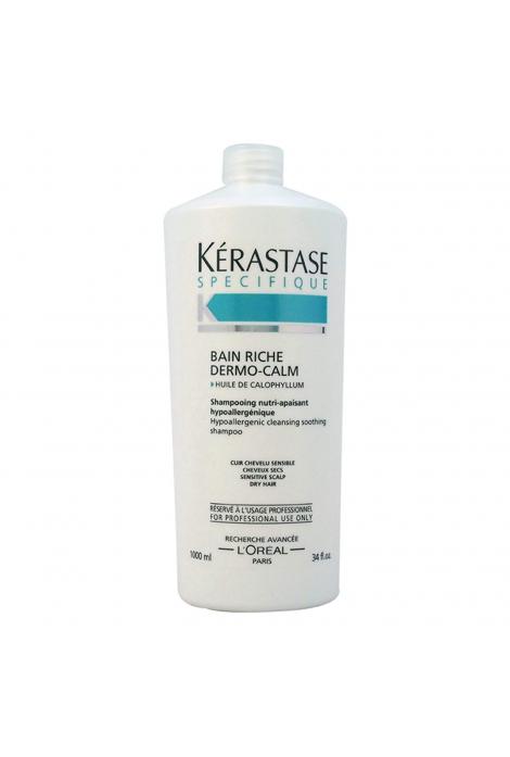 Specifique Dermo-Calm Bain Riche Shampoo (1000ml)