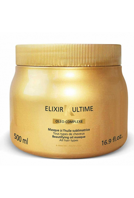 Elixir Ultime Oleo Complexe Masque (500ml)