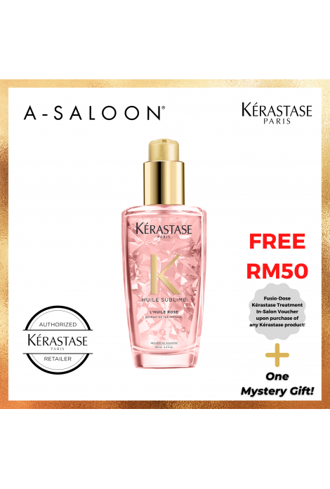 Kérastase Elixir Ultime Color - L'Huile Rose (100ml)