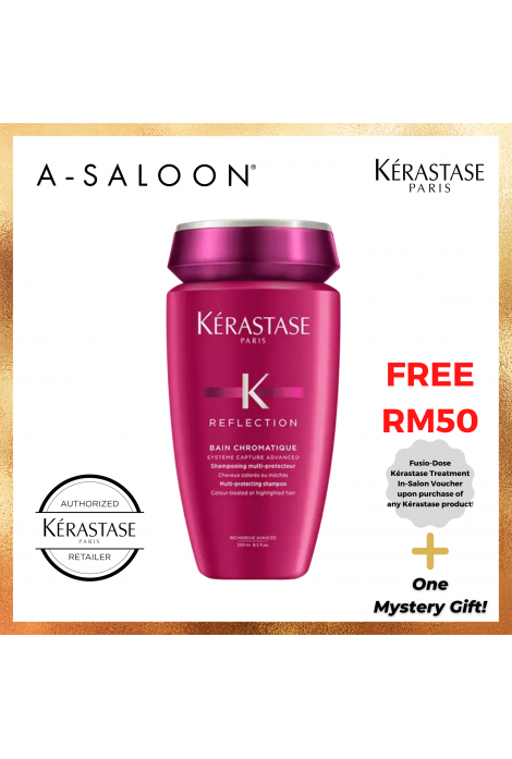 Kérastase Reflection - Bain Chromatique Sulfate-free (250ml)
